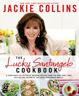 The Lucky Santangelo Cookbook Cover