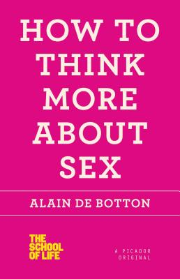 How to Think More about Sex Cover