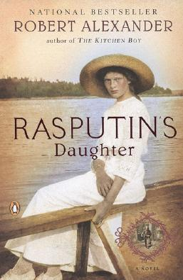 Rasputin's Daughter Cover