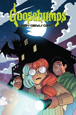 Goosebumps: Creepy Crawly Comics Cover Image