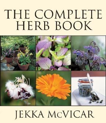 Cover for The Complete Herb Book