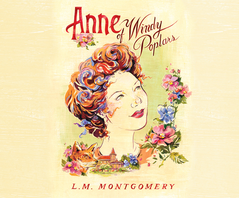Cover for Anne of Windy Poplars (Anne of Green Gables #4)