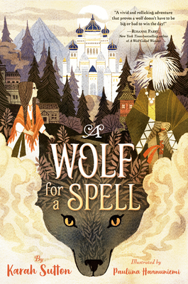 A Wolf for a Spell Cover Image