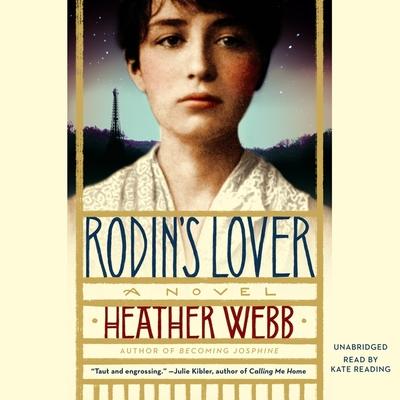 Rodin's Lover Lib/E cover