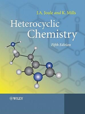 Cover for Heterocyclic Chemistry