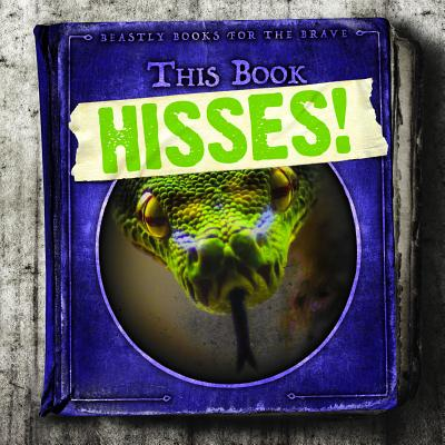 This Book Hisses! Cover Image