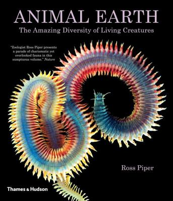 Animal Earth: The Amazing Diversity of Living Creatures Cover Image