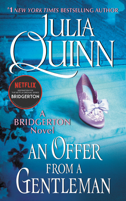 An Offer From a Gentleman: Bridgerton (Bridgertons #3) Cover Image
