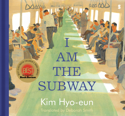 I Am the Subway Cover Image