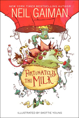 Fortunately, the Milk Cover Image