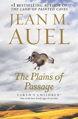 The Plains of Passage: Earth's Children, Book Four Cover Image