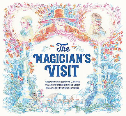 The Magician's Visit Cover Image