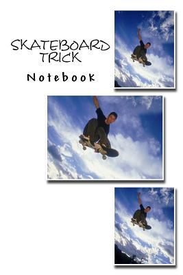 Skateboard Trick Notebook Cover Image