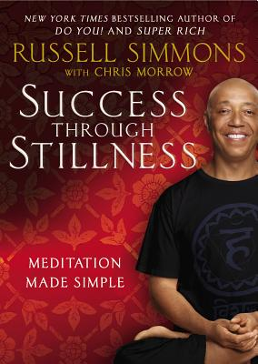 Success Through Stillness Cover
