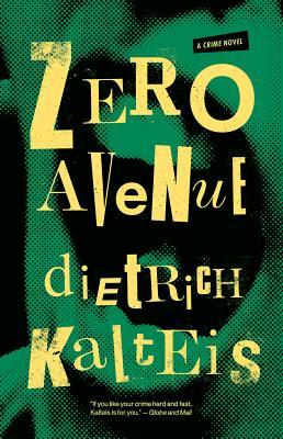 Cover for Zero Avenue