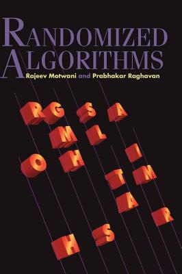Randomized Algorithms (Cambridge International Series on Parallel Computation) Cover Image