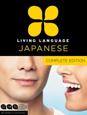 Living Language Japanese, Complete Edition Cover