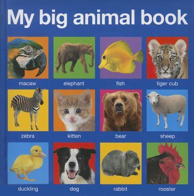 My Big Animal Book Cover Image