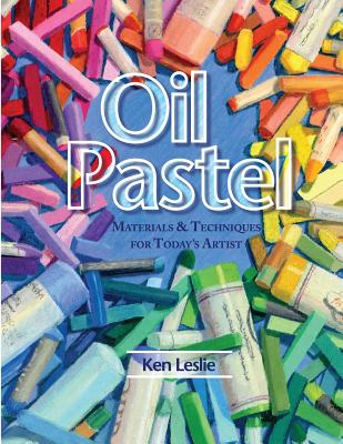 Oil Pastel: Materials and Techniques for Today's Artist Cover Image