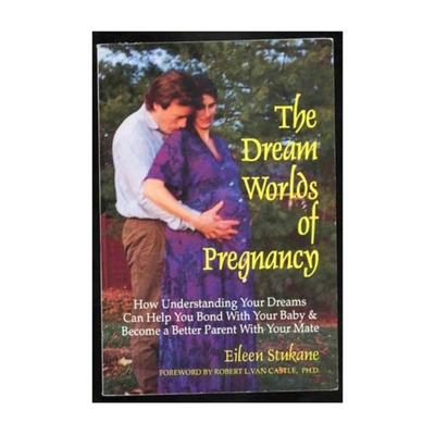 Dream Worlds of Pregnancy Cover