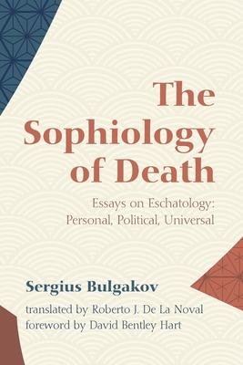 The Sophiology of Death Cover Image