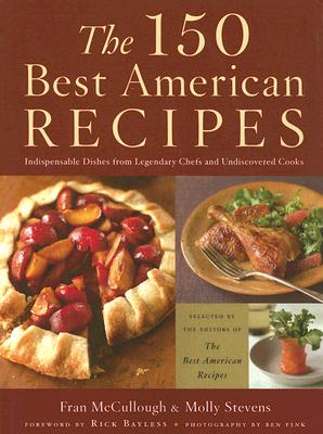 The 150 Best American Recipes Cover