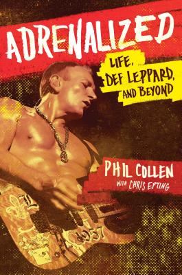 Cover for Adrenalized