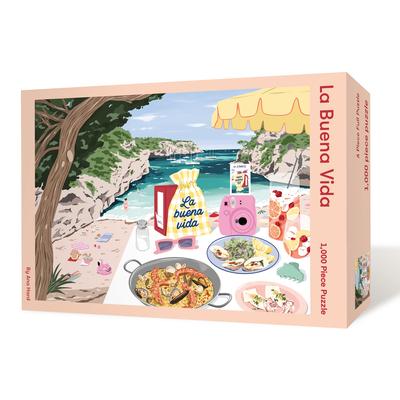 La Buena Vida: 1000 Piece Puzzle (Piece Full) Cover Image