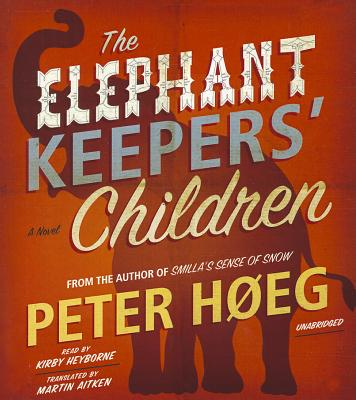 The Elephant Keepers' Children Cover Image