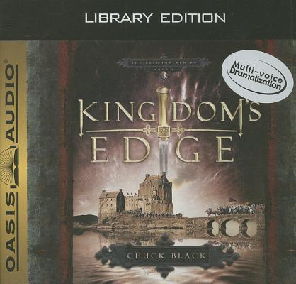 Kingdom's Edge (Library Edition) (Kingdom Series #3) Cover Image