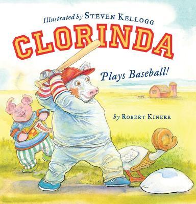 Clorinda Plays Baseball! Cover
