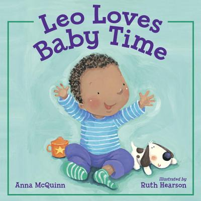 Leo Loves Baby Time Cover