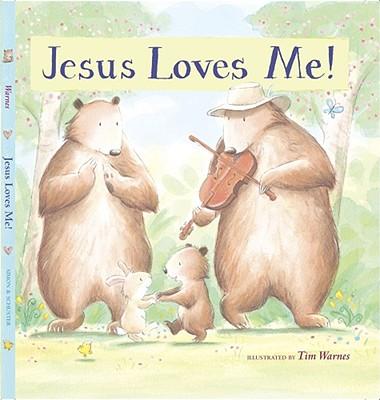 Jesus Loves Me! Cover