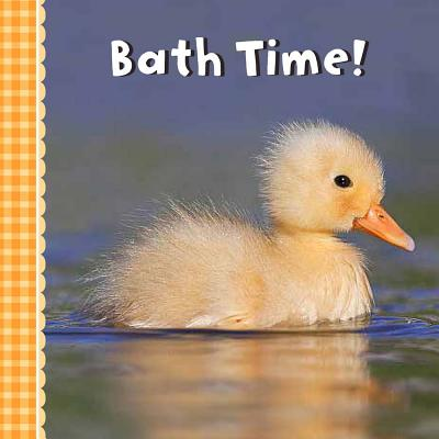 Bath Time! Cover Image