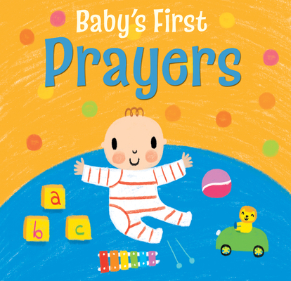 Baby's First Prayers Cover