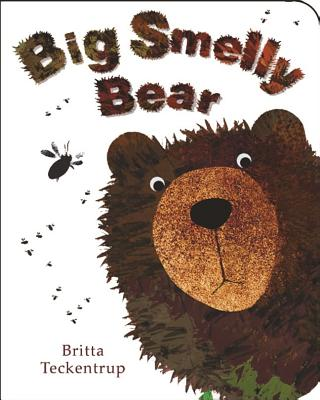 Cover for Big Smelly Bear