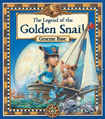 The Legend of the Golden Snail Cover Image