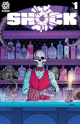 Cover for Shock Volume 1