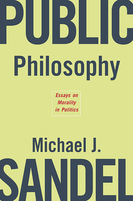 Public Philosophy Cover