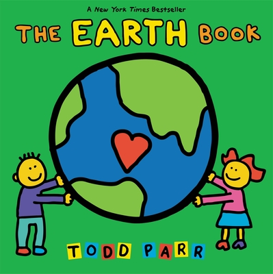The Earth Book Cover