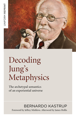 Cover for Decoding Jung's Metaphysics