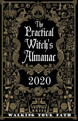 The Practical Witch's Almanac 2020: Walking Your Path Cover Image
