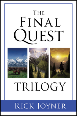 The Final Quest Trilogy Cover Image
