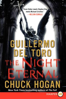 The Night Eternal: Book Three of the Strain Trilogy Cover Image