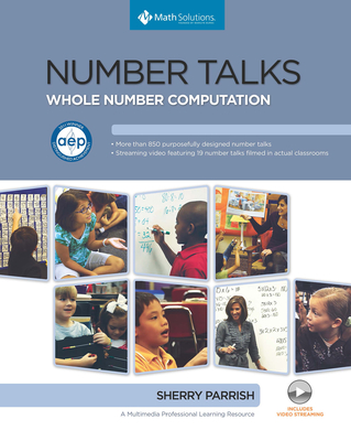 Number Talks: Whole Number Computation, Grades K-5 Cover Image