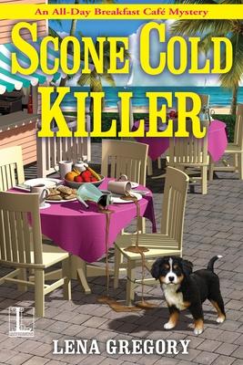 Cover for Scone Cold Killer