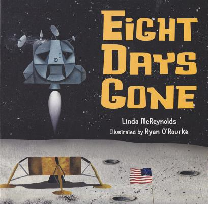 Eight Days Gone (4 Paperback/1 CD) [With CD (Audio)] Cover Image