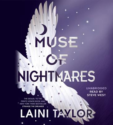 Muse of Nightmares (Strange the Dreamer) Cover Image