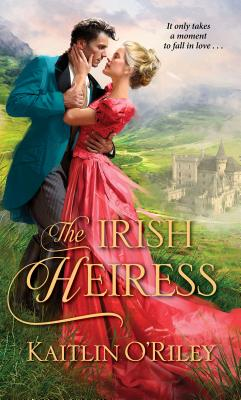 The Irish Heiress (Hamilton Cousins #2) Cover Image