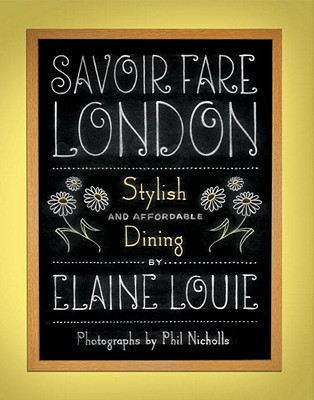 Savoir Fare London Cover